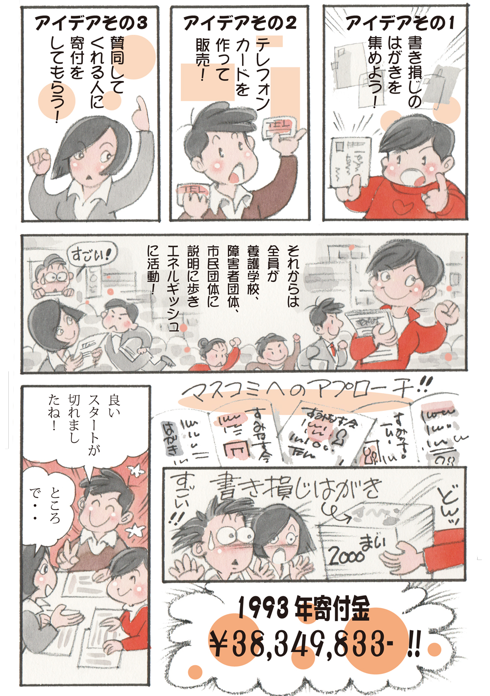 すみなす会誕生物語3p